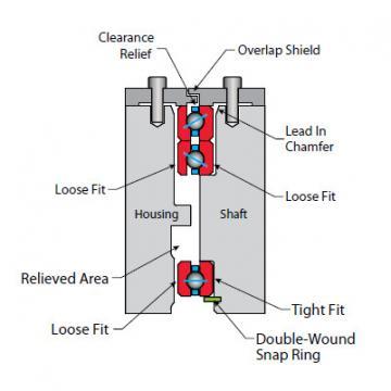 Bearing NF110CP0